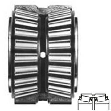 TIMKEN HM129848-90360 Conjuntos de rolamento de rolos cônicos