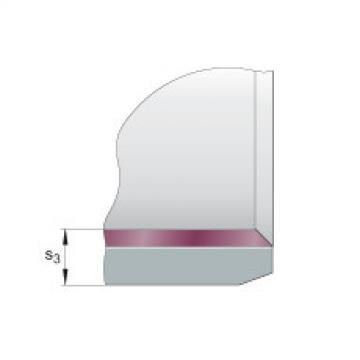 FAG Buchas - EGBZ0608-E40