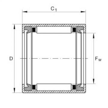 FAG Buchas de agulhas - SCE59-PP