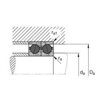 FAG Mancais do fuso - HCB7001-E-T-P4S