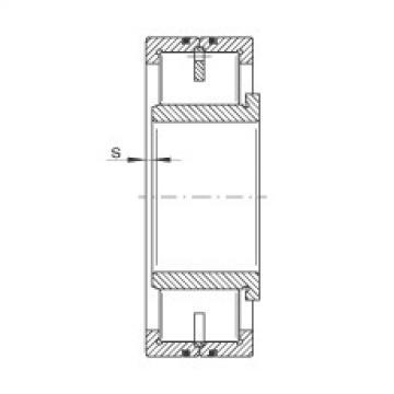 FAG Rolamento de rolos cilíndricos - LSL192318-TB-XL