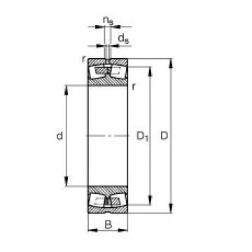 Rolando 248/1500-B-MB FAG