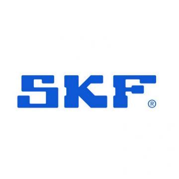 SKF SYFWK 35 LTHR Unidades de bloco de pluma de base curta com Y-bearing