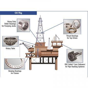 Bombas Rolamento Rolamento 10551-TVL de Lama de Perfuração