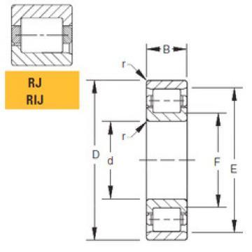 Rolamentos 140RJ02 Timken
