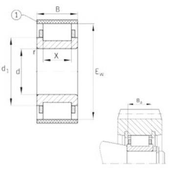 Rolando RN2224-E-MPBX FAG