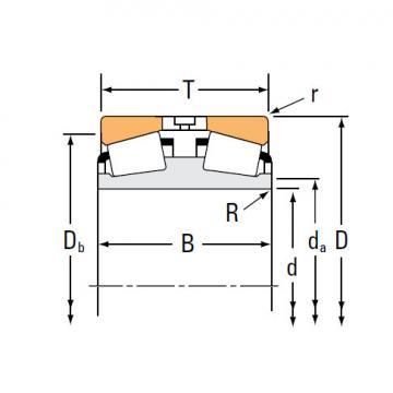Bearing M244246TD M244210