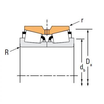 Bearing M231647 M231616XD