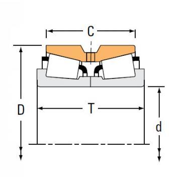 Bearing NA44156 44363D