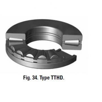 Bearing T691 Machined