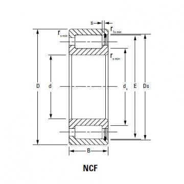 Bearing NCF1840V
