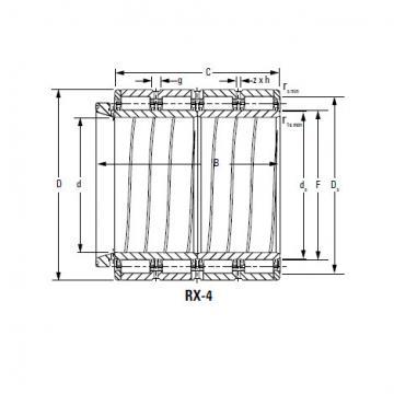 Bearing 145ARVSL1452 169RYSL1452