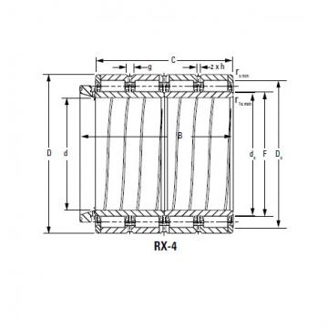 Bearing 230RYL1667 RY-6
