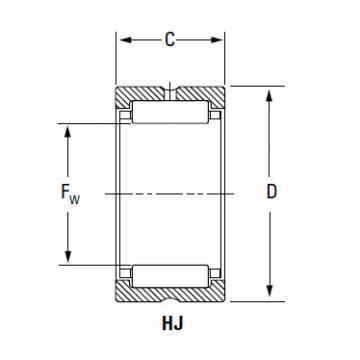 Bearing HJ-10412840