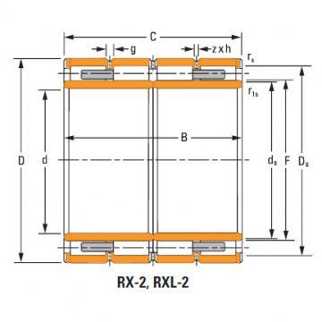 Bearing 820arXs3264c 903rXs3264a