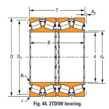 Bearing ee631305d 631483Xd