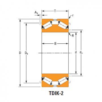 Rolamentos de rolos cônicos nP386878 nP032573