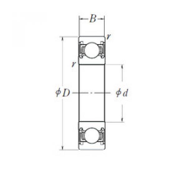 Rolamentos TMB303LLUCS22-2/L412QR NTN #1 image