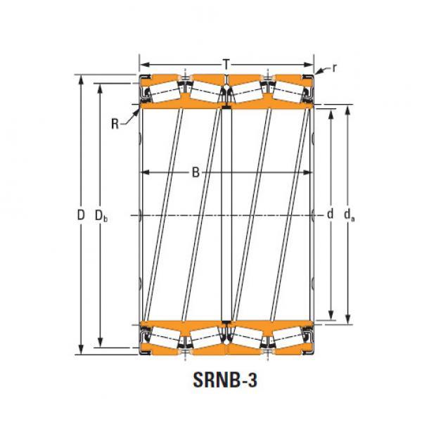 Rolamentos de rolo de rolo selado 1272 O-ring #2 image