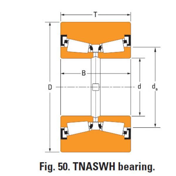 Bearing na03063sw k90651 #1 image
