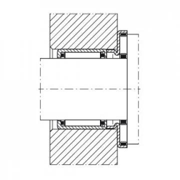 FAG Rolamento axial de agulhas - AXW50
