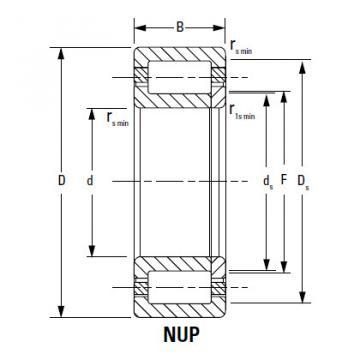 Bearing NU1072MA