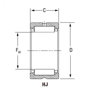 Bearing HJ-8811240