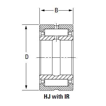 Bearing IR-8810440 HJ-10412840